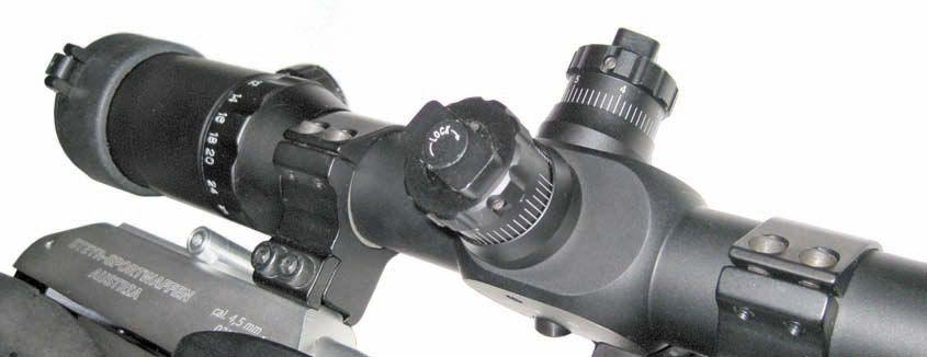 выбор оптического прицела