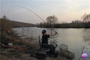 рыбалка на зуше