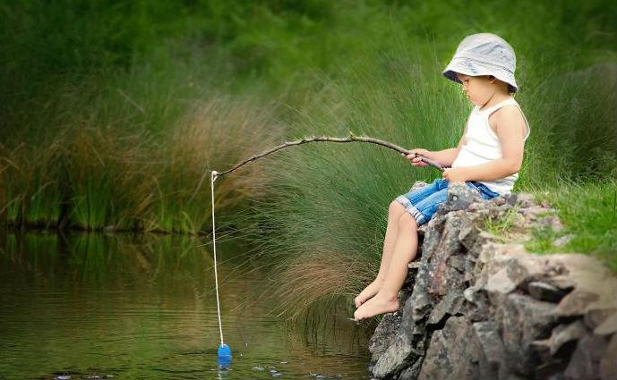 Сезонная рыбалка