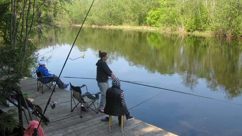 Секреты рыбалки