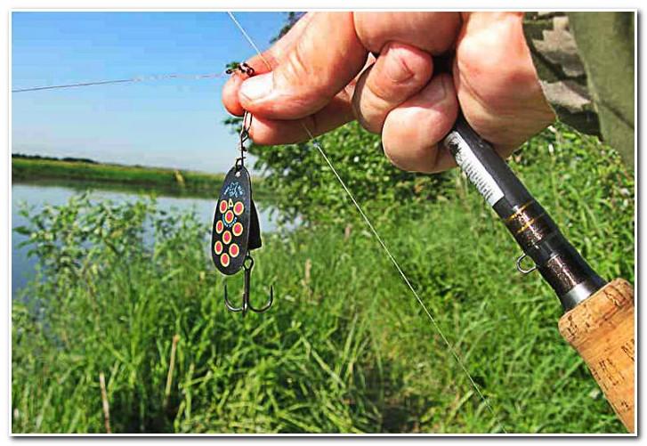 Ловля щуки на отводной поводок и монтаж оснастки