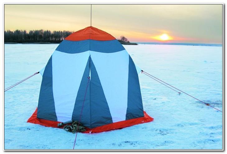 виды зимних палаток