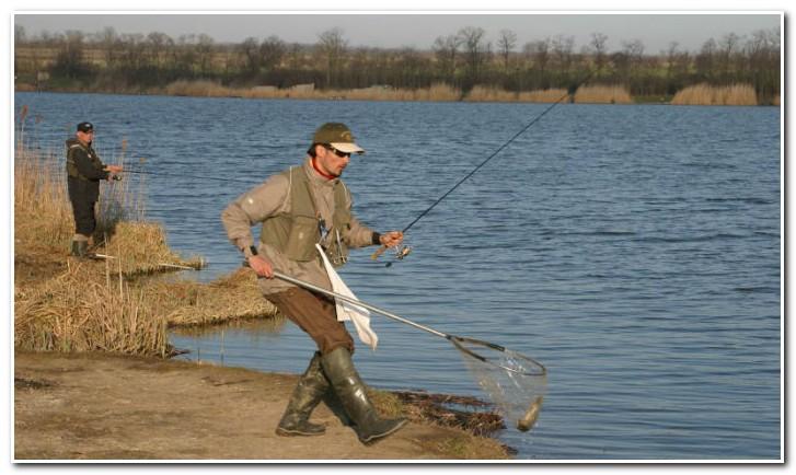 рыбалка на малых реках весной