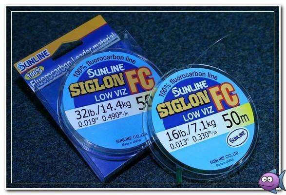 леска флюорокарбон