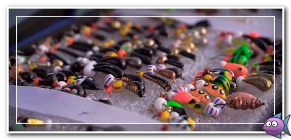 Безмотылки на окуня зимой – ТОП 15 уловистых безмотылок