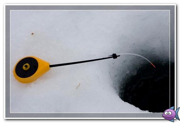 удочка балалайка для зимней рыбалки