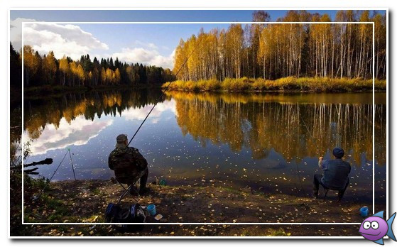 рыбалка осень